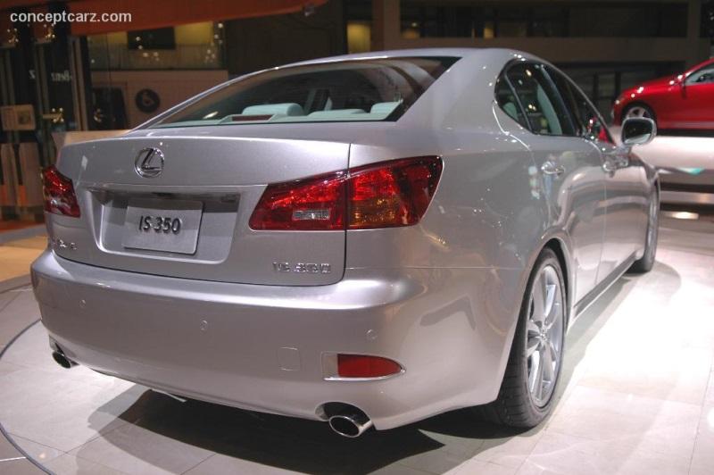 2006 Lexus IS