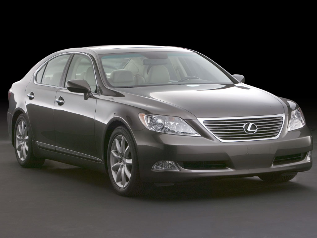 2007 Lexus Ls460 History Pictures Value Auction Sales