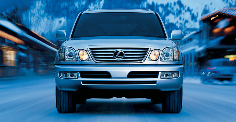 2007 lexus lx 470 pictures history value research news. Black Bedroom Furniture Sets. Home Design Ideas