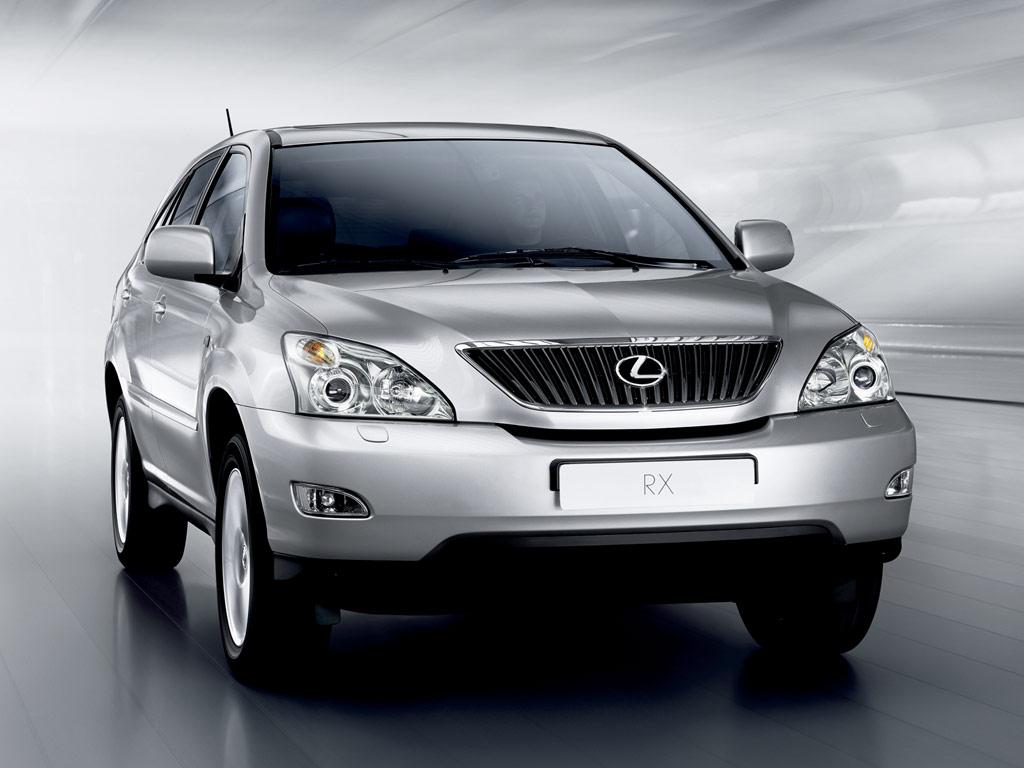 Lexus Is 350 >> 2006 Lexus RX Image. Photo 3 of 23