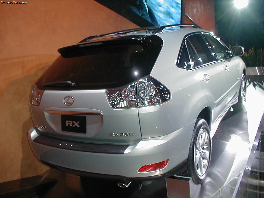 Lexus Rx Detroit Km