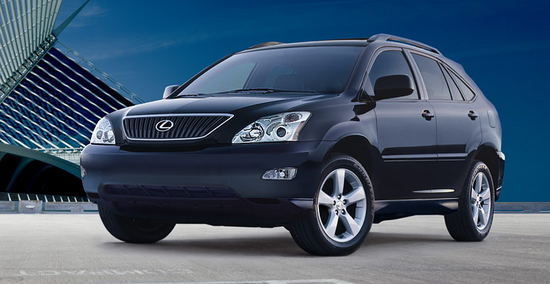 2007 lexus rx 350 pictures history value research news. Black Bedroom Furniture Sets. Home Design Ideas