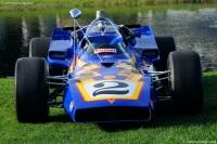 Lightning  P.J. Colt Indy Car