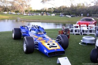1971 Lightning P.J. Colt Indy Car