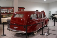 1941 Lincoln Zephyr Ambulance image.