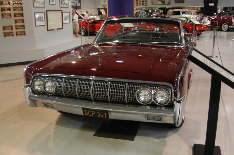 1964 lincoln continental pictures history value. Black Bedroom Furniture Sets. Home Design Ideas