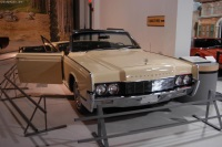 1967 Lincoln Continental image.