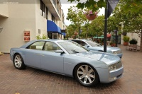 2002 Lincoln Continental Concept image.