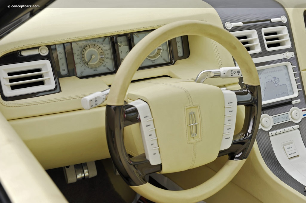 Auction Results And Sales Data For 2004 Lincoln Mark X Concept