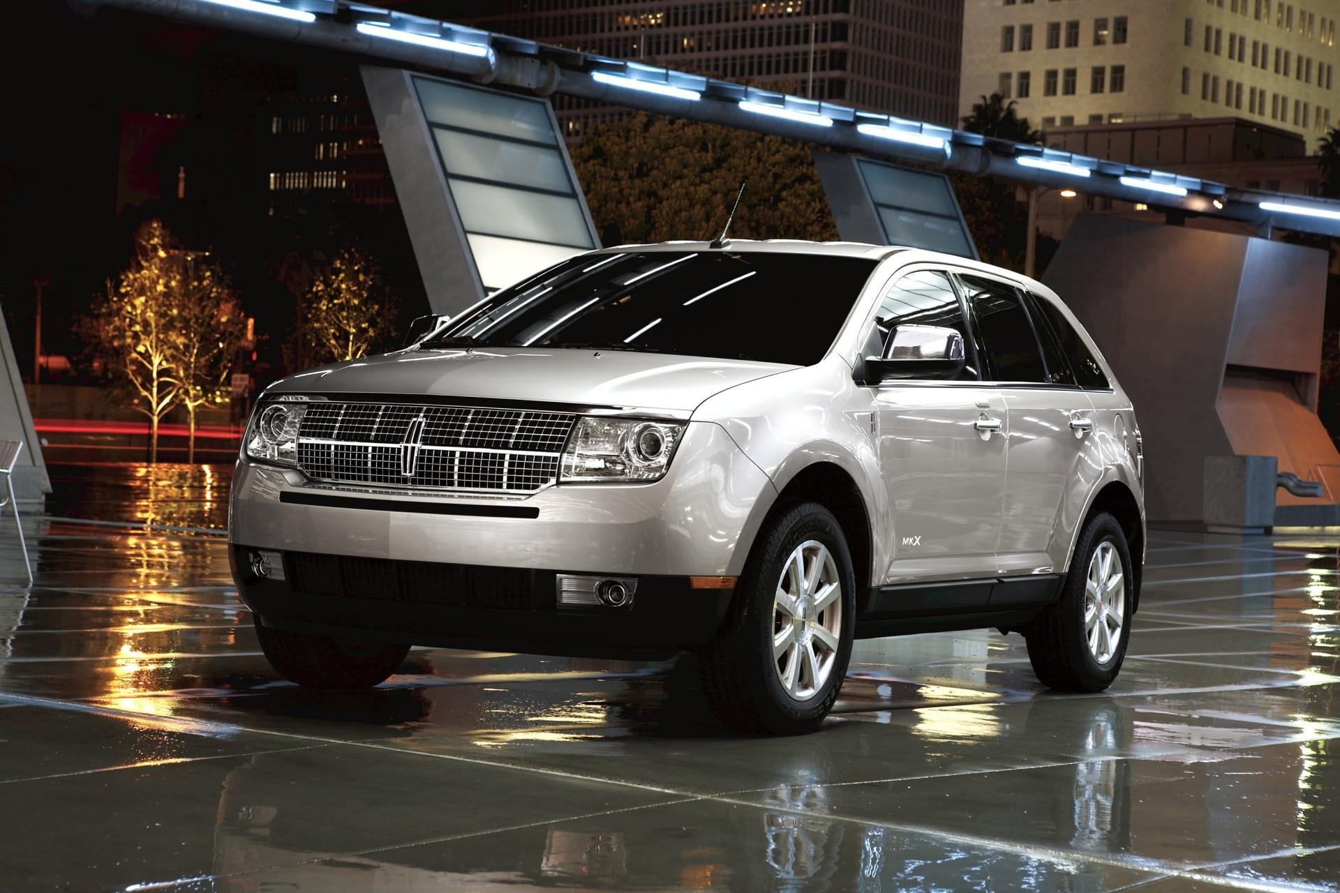 2010 Lincoln Mkx News And Information Conceptcarz Com