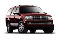 Lincoln Navigator Monthly Sales