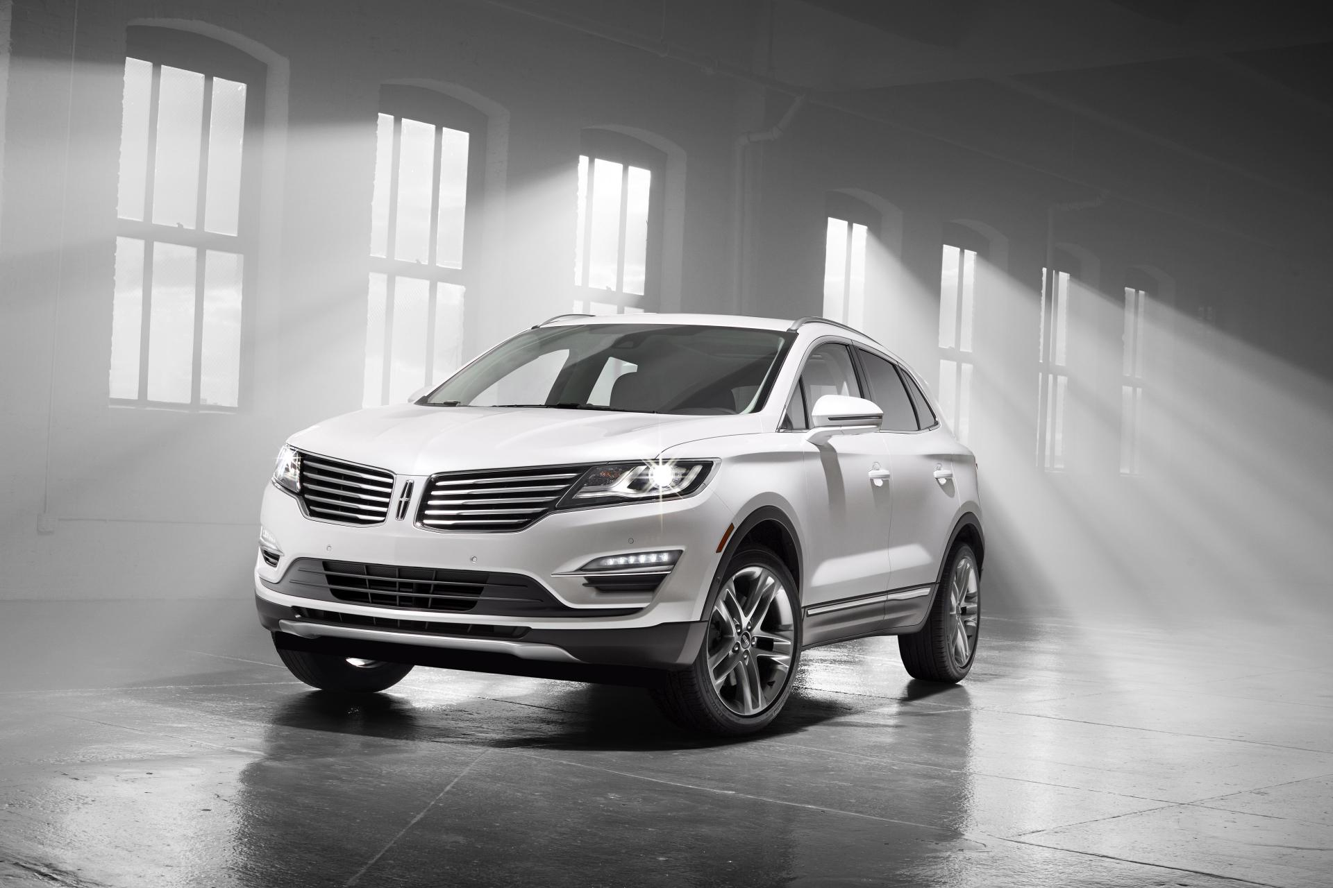lincoln mkc information specs pictures wallpaper