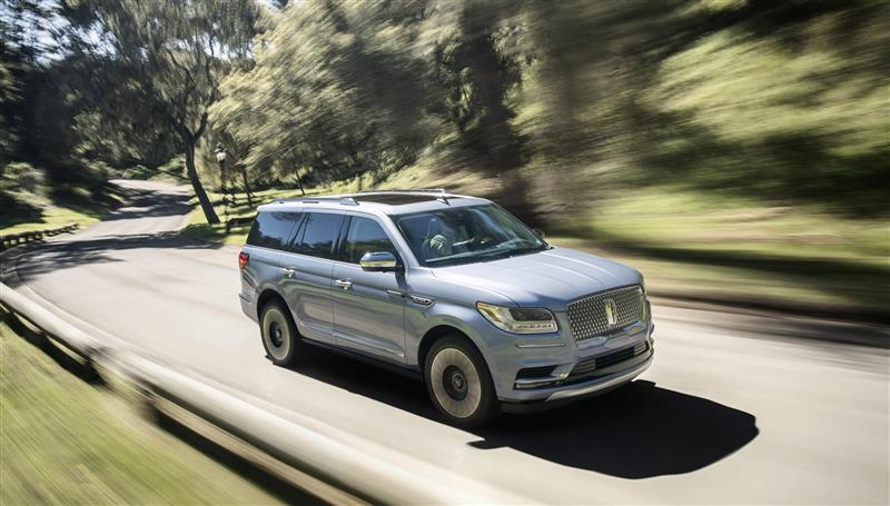 Lincoln Navigator pictures and wallpaper