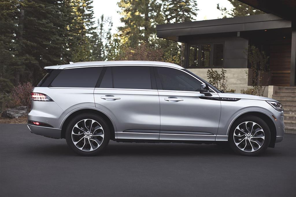 2019 Lincoln Aviator News And Information Conceptcarz Com