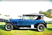 1922 Lincoln Model L image.