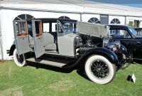 1925 Lincoln Model L.  Chassis number 26405