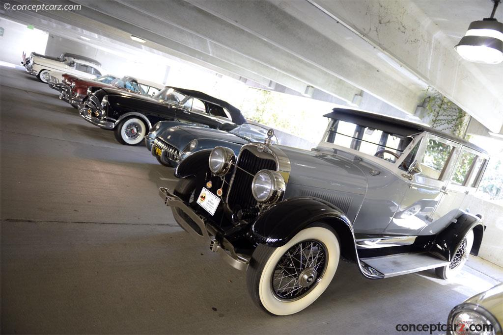 Auction Results and Sales Data for 1925 Lincoln Model L