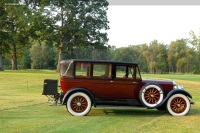 1926 Lincoln Model L image.