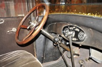 1929 Lincoln Model L.  Chassis number 61618