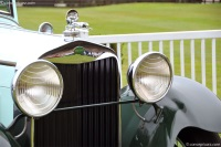 1930 Lincoln Model L.  Chassis number 64754