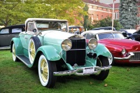 1930 Lincoln Model L.  Chassis number 13-4