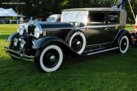 1931 Lincoln Model L image.