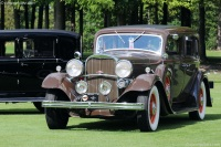 Lincoln Model KA