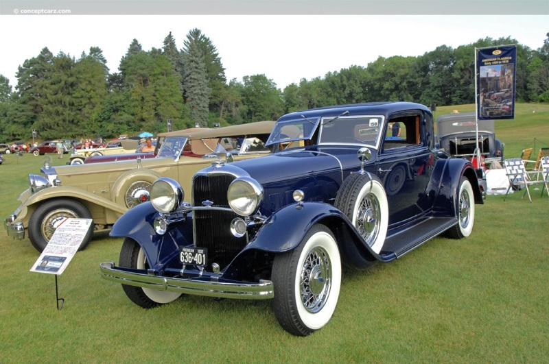 1932 Lincoln Model Kb At The Meadow Brook Concours D 39 Elegance
