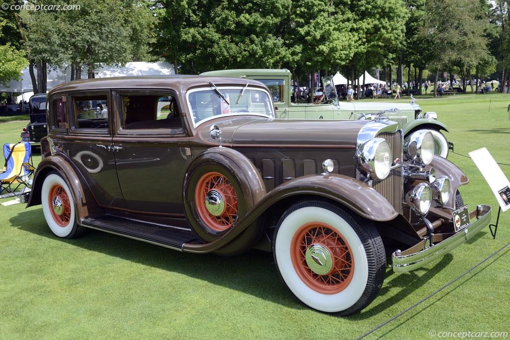 1932 Lincoln Model KA
