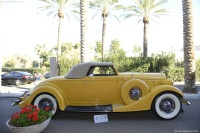 1935 Lincoln Model K.  Chassis number K3872