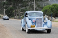 1936 Lincoln Model K Series 300 image.