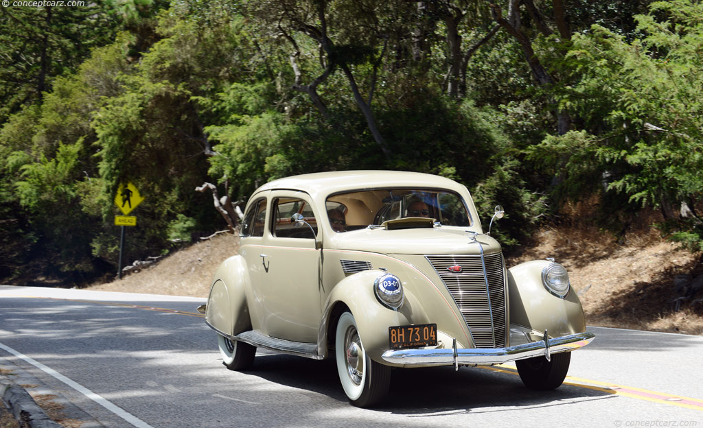 1937 Lincoln Zephyr Pictures, History, Value, Research, News ...