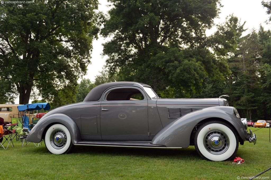 1937 Lincoln Model K Image Photo 51 Of 95