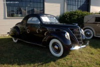 1937 Lincoln Zephyr