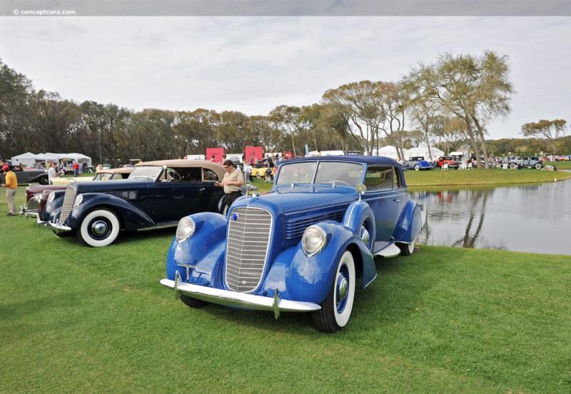 1938 Lincoln Model K