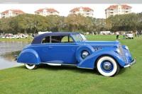 1938 Lincoln Model K image.