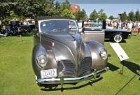 1938 Lincoln Series 86H Zephyr