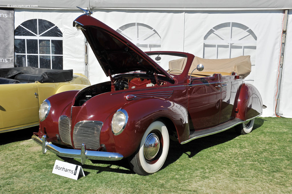 Auction results and sales data for 1938 lincoln series 86h for 1936 lincoln zephyr three window coupe