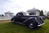 1938 Lincoln Model K.  Chassis number K9314