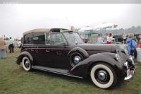 1939 Lincoln Model K image.