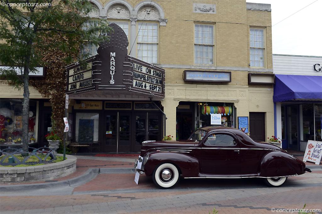1939 Lincoln Zephyr
