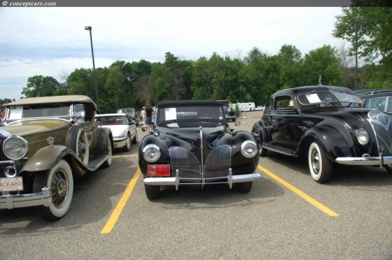 1940 Lincoln Continental