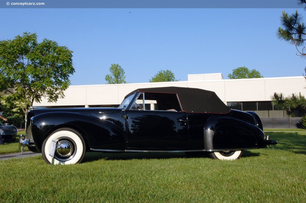 1940 lincoln continental image photo 45 of 87. Black Bedroom Furniture Sets. Home Design Ideas