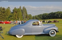 1941 Lincoln Zephyr image.