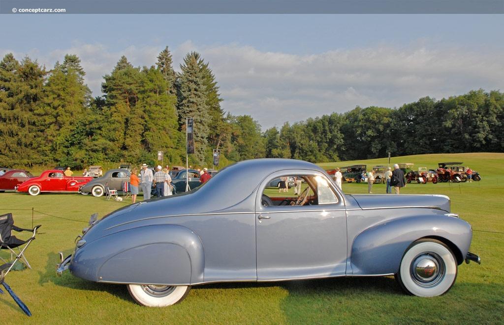 Team Ford Lincoln >> 1941 Lincoln Zephyr | conceptcarz.com