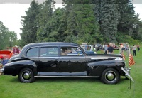 1942 Lincoln Custom image.