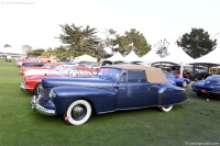1942 Lincoln Continental.  Chassis number H133783