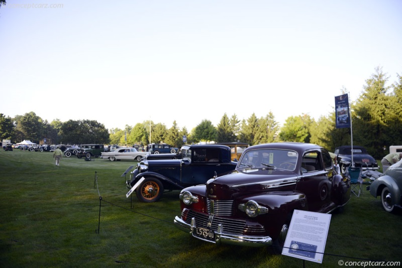 1942 Lincoln Zephyr Chassis Information