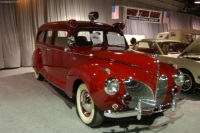 Lincoln Zephyr Ambulance