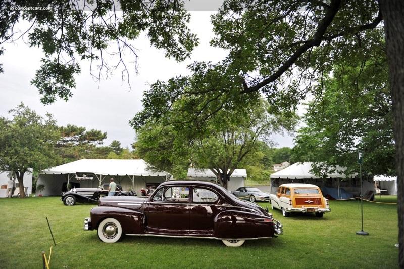 1946 Lincoln Continental